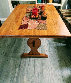 Wooden Breakfast table for Sale in Glendora, CA