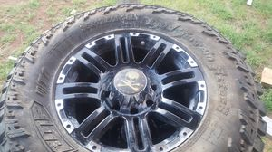 Tires and wheels for Sale in Lawn, TX
