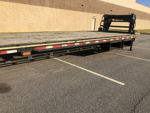 2012 GooseNeck Trailer for Sale in Jonesboro, GA