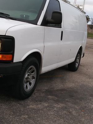 Chevy express cargo van for Sale in Houston, TX
