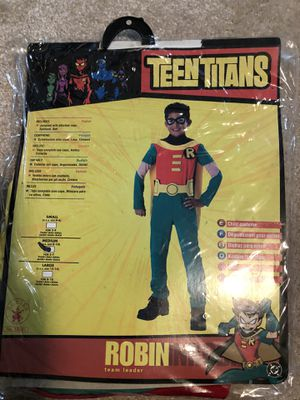 Teen Titans Robin Costume for Sale in Vienna, VA