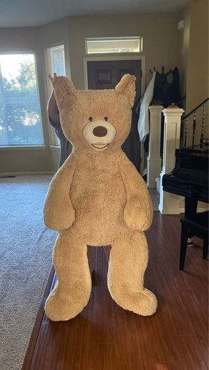 Big teddy bear for Sale in Vancouver, WA