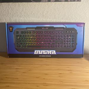 L-E-D Gaming Keyboard for Sale in San Antonio, TX