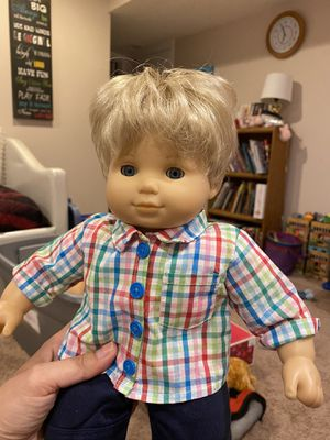 American Girl Bitty Twin Doll-Boy for Sale in Plainfield, IL