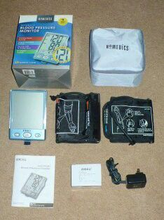 Like new HomeMedics Blood Pressure Monitor Kit for Sale in North Chesterfield, VA