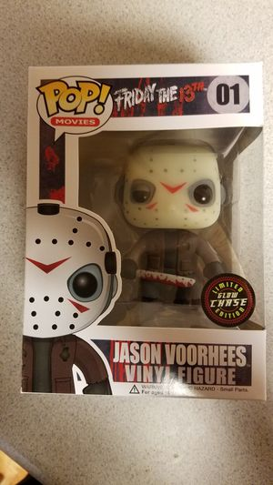 Jason Voorhees limited glow chase for Sale in La Mirada, CA