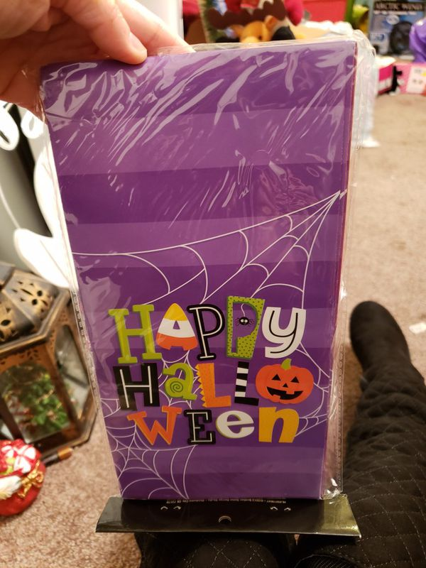 Halloween gift sacks 12 count