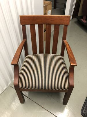 (4) Ethan Allen Office Desk Chairs **PRICE DROPPED** for Sale in Houston, TX
