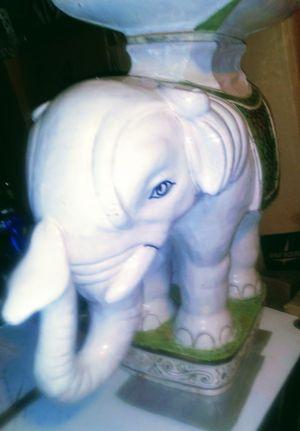 Ceramic Glazed Elephant for Sale in Monterey Park, CA