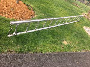 Alco-Lite aluminum ladder 16ft in good conditioner for Sale in Carol Stream, IL