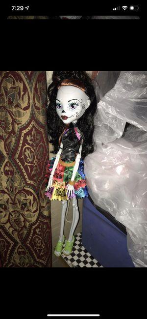 Monster high doll for Sale in Glendale, AZ