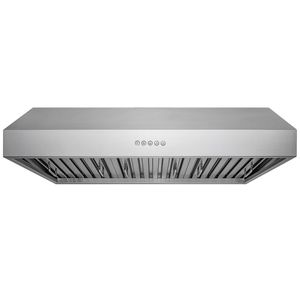 AKDY-36 in. Kitchen Under Cabinet Range Hood in Stainless Steel with LED Lights and Touch Panel Control for Sale in Dallas, TX