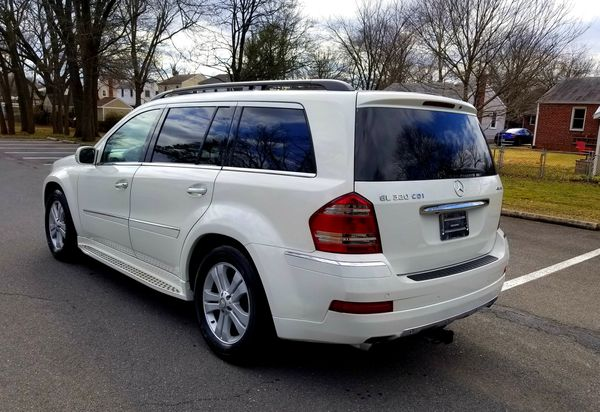 2008 MERCEDES BENZ GL320CDI 4 MATIC