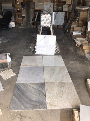 Beautiful porcelain tile premium quality for Sale in Dallas, TX