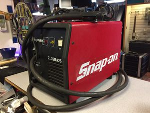 Snap On Plasma 25 Plasma Cutter for Sale in Colchester, CT