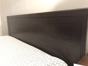 IKEA Brusali Queen Size Bed Frame for Sale in Columbus, OH