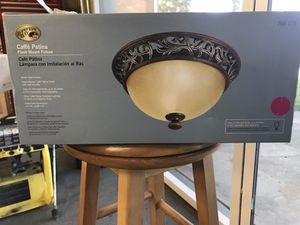 Flush mount ceiling light for Sale in Chicago, IL