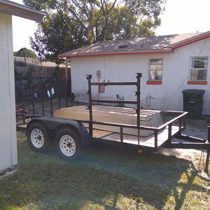 6/12 Feet Utility Trailer for Sale in Daytona Beach, FL