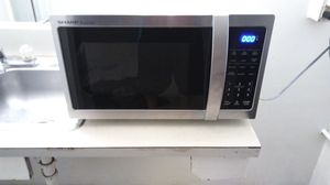 Sharp carousel microwave model number SMC0912BS for Sale in Orlando, FL