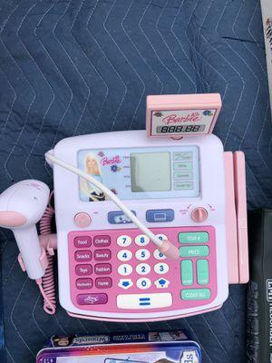 Talking Barbie Cash Register for Sale in Bristol, RI