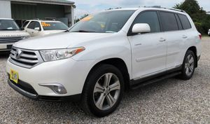 2011 Toyota Highlander for Sale in Circleville, OH