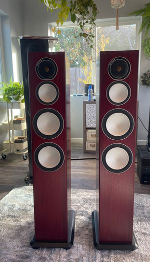 Monitor Audio Silver 8 Floor-Standing Speakers for Sale in San Diego, CA