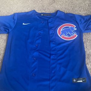 Cubs Baseball Jersey for Sale in Jeffersonville, IN