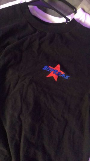 Supreme star tee for Sale in West Palm Beach, FL