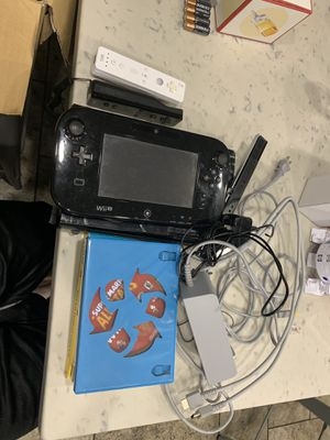 Nintendo Wii U CONSOLE WUP-101(USA)32GB Premium for Sale in Long Beach, CA