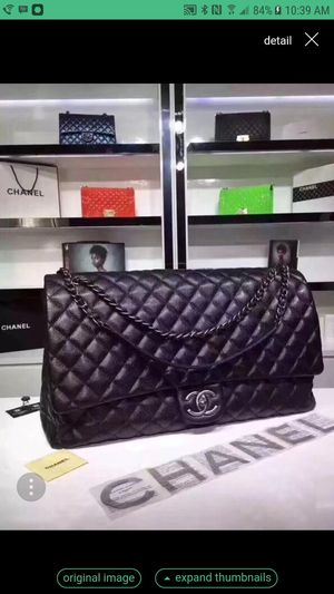 Quilted chanell x XL bag for Sale in Atlanta, GA