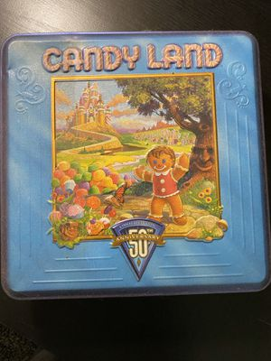 CandyLand 50th Edition collectors item for Sale in Palm Desert, CA