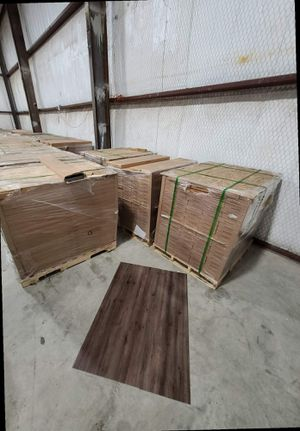 Luxury vinyl flooring!!! Only .67 cents a sq ft!! Liquidation close out! GYR for Sale in Cypress, CA