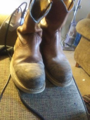 Cathartt steel toe boots for Sale in Raleigh, NC