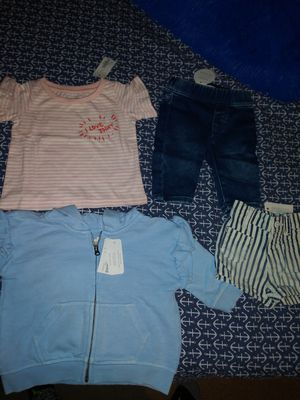 Baby girl clothes for Sale in Lynnwood, WA