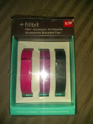 FITBIT Accessory Wrist Bands for Sale in Port Richey, FL
