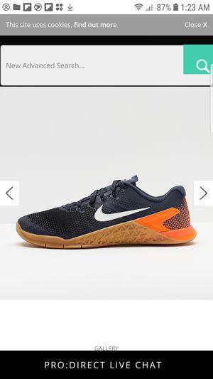 Nike Metcon 4 Men's Sneakers Sz 11.5 Training for Sale in Woodbridge, VA