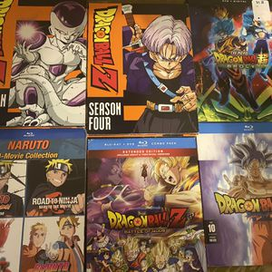 Anime Movie Collection for Sale in Newport News, VA