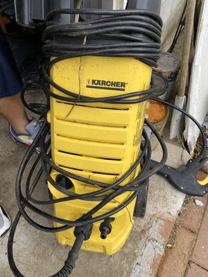 Kärcher High Pressure Washer for Sale in West Hempstead, NY