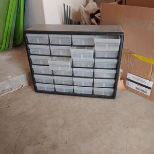 24 Drawer Storage Box for Sale in Katy, TX