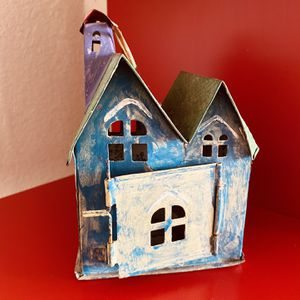 Tea Candle Little House Decor for Sale in Miami, FL