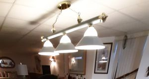 Pool Table Light - Kitchen Island Light for Sale in Woodhaven, MI