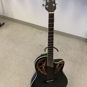 Ovation Acoustic Guitar for Sale in Pflugerville, TX