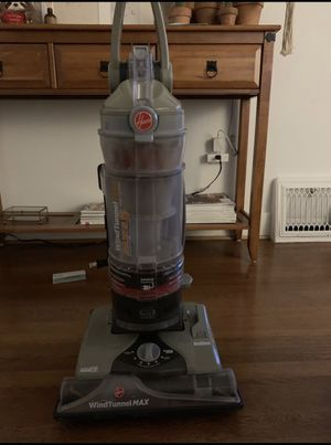 Hoover Vacuum Cleaner WindTunnel MAX Pet Plus Multi-Cyclonic Corded Bagless Upright Vacuum for Sale in Seattle, WA