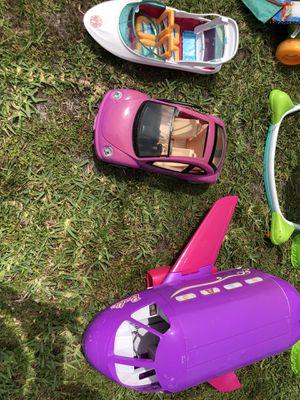 Girl doll travel set for Sale in Kissimmee, FL