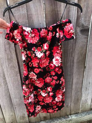 Rose bodycon dress for Sale in San Diego, CA