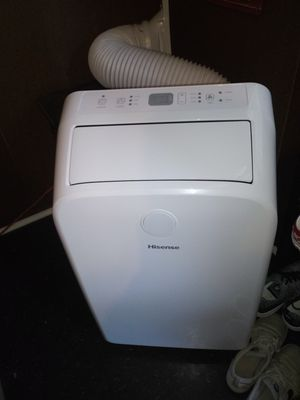 Hisense portable ac unit. Used twice for Sale in Rock Hill, SC