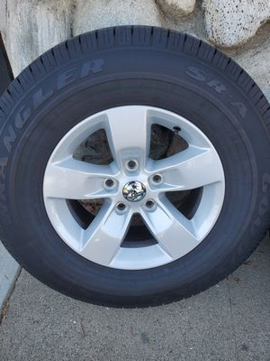 Ram Rims & Tires for Sale in Los Angeles, CA