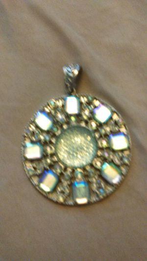 Light blue Necklace Charm for Sale in Nashville, TN