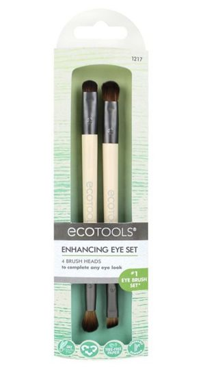 EcoTools Eye Enhancing Duo Brush Set for Sale in Chicago, IL