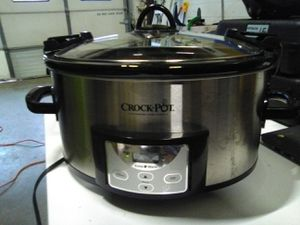Crock-Pot*Tested! Works!* for Sale in Plymouth, MA